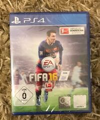 Fifa 16 PS4 Spiel Fall Herne, 44628