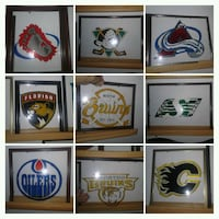 Sports stained glass art Gatineau, J8Z 1T7