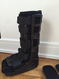 Orthopedic Ankle / Foot Stabilizer Boot West Vancouver