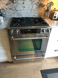 stainless steel gas range oven Vaughan, L4L 1A6