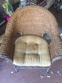 Pier One Wicker Chair  Tampa, 33612