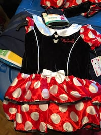 Minnie Mouse costume for kids  Toronto, M9C 1C4