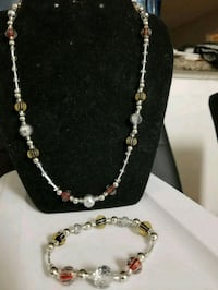 silver-colored chain necklace Anaheim, 92801