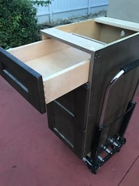 Leftover cabinet, real wood, bottom, slow close drawer  Cape Coral, 33904