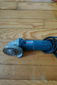 blue and black angle grinder Taunton, 02780