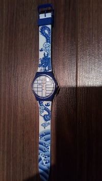 Limited Edition Swatch Dragon Watch