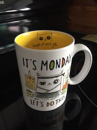 Office coffee mug