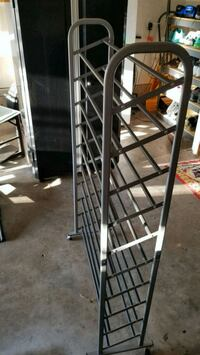 stainless steel folding shopping cart Chantilly, 20152