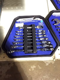 Kobalt 8pc Wrench Set At Jaws Trading New Britain, 06053