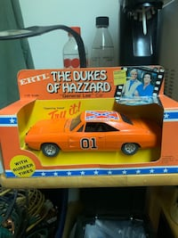 Dukes of hazard 1/25 scale made of cast metal, never out of box obo Aliquippa, 15001