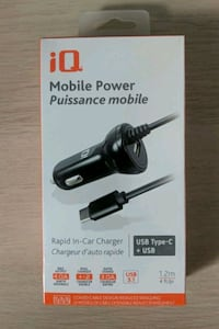 Fast type c charger (brand new) Mississauga, L4Z 2J4
