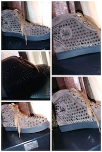 Shoes brand new size 44 brown color :) Bell Gardens, 90201