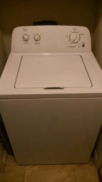 Roper white top-load clothes washer Wylie, 75098