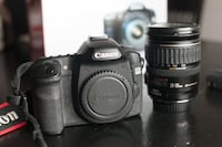 Canon 50D with 28-135mm lens