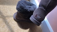 CHOCOLATE BROWN UGG BOOTS SIZE 8 Ijamsville, 21754