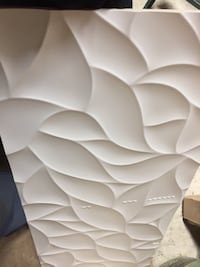Ceramic shower wall tiles.  Made in Spain. Gorgeous design. 3 boxes. Mississauga, L5H