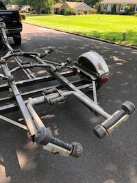 Boat trailer no paper work new tires and bearings fully functional. Lansdale, 19446