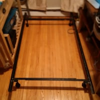Twin/Double Metal Bed Frame Toronto