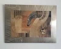 Jungle Wall Art Picture
