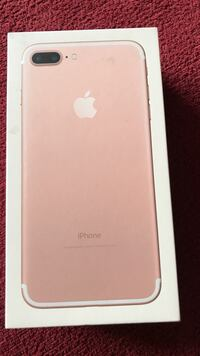 iPhone 7 Plus in Roségold, wie neu mit Rechnung 15 Monate  6645 km