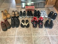 assorted pairs of shoes and sandals Knoxville, 37938