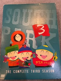 South Park season 3 Grafton, 01519