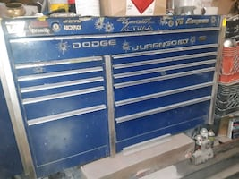 Snap on box and cabinet..