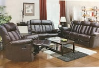 Brand New Brown Leather Living Room Set ! Tucson, 85705