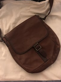 New Leather fossil messenger bag Mississauga, L5A 3P8