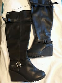 Women's size 10 high boots