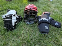 Lacrosse equipment  Sterling, 20165