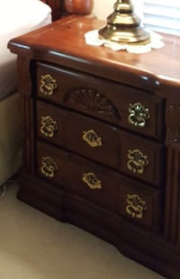 Set of 2 Nightstand Centreville, 20120