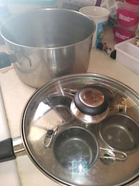 stainless steel cooking pot set Cottonwood, 86326