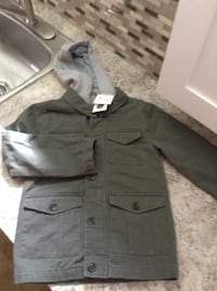 BNWT boys jacket size 6x get ready for back to school Mississauga, L4X 1J2