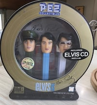 Elvis Collectable Pez Set  Severn, L0K