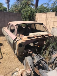 Chevrolet - Byscaine - 1962 $3500 obo....project car...ps fenders,hood,grill,core support,2x cal valence and a windshield not if its front or rear windshield  Camarillo, 93010