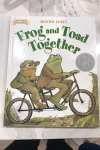 Frog and toad Roslyn, 11576
