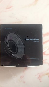 DSLR camera zoom view finders pack