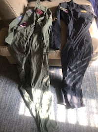3 costumes 2x military aviators & 1 chucky  Cathedral City, 92234
