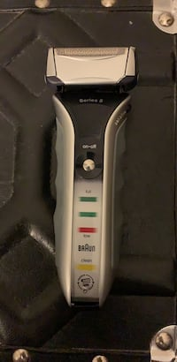 Braun series 5, never been used, super clean,  Toronto, M2R 3B7