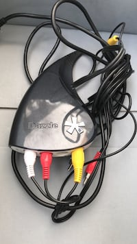 black Dazzle corded device 3687 km