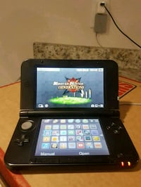 3ds XL + Games 3153 km