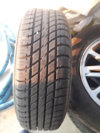 Tires with rims and size 185x65x15 all season Kelowna
