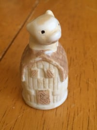 Farm animal tall thimble