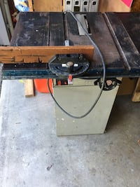 Rockwell table saw Surrey, V4N 3H1