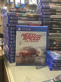 Need For Speed Payback Ps4 Bakırköy, 34145