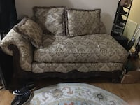 Sofa and chaise Sterling, 20165