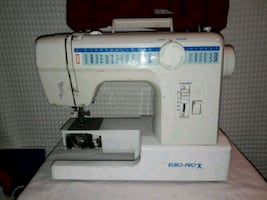 EURO-PRO SEWING MACHINE