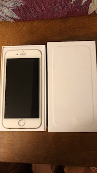 Gold  iphone 6 in box