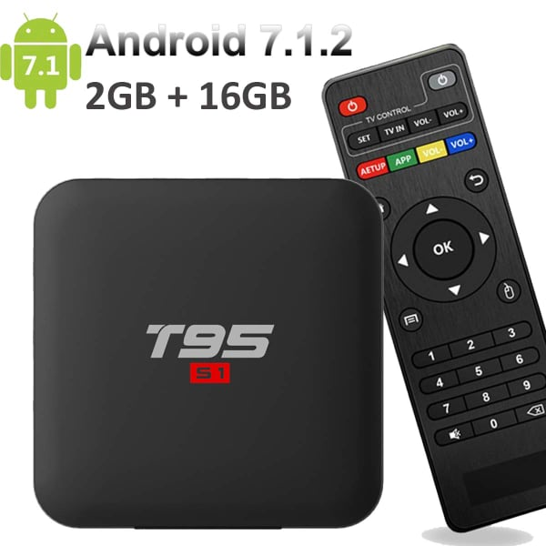 NEW 4K TV android box